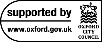 Oxford City Council funding logo